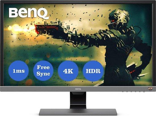 BenQ EL2870UE - 4K Console Gaming Monitor - 60hz - 28 inch