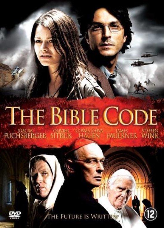 Cover van de film 'Bible Code'