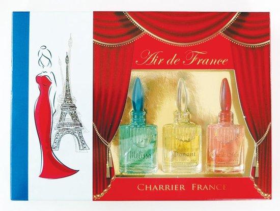 Air de France - 3 Franse parfum miniaturen in originele Franse verpakking