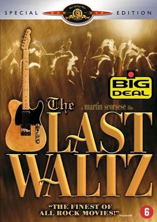 Cover van de film 'Last Waltz'