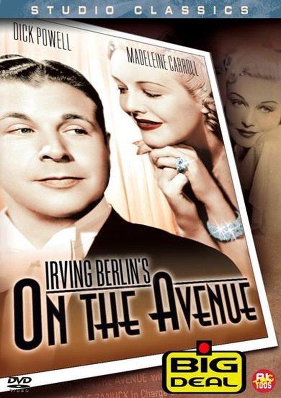 Cover van de film 'On The Avenue'
