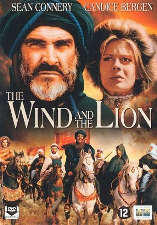 Cover van de film 'Wind And The Lion'