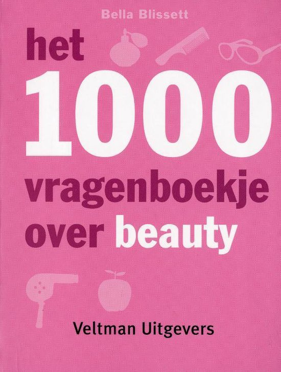 Het 1000 vragenboekje over beauty