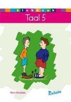 Blokboek taal 5