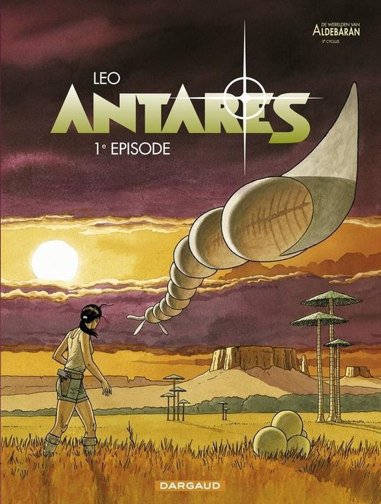 Antares: 001 - Leo |