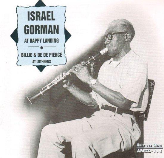 Israel Gorman At Happy Landing / Bi