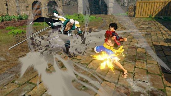 BANDAI NAMCO Entertainment One Piece World Seeker video-game Xbox One Basis Engels
