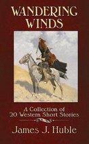 Boek cover Wandering Winds van James Huble