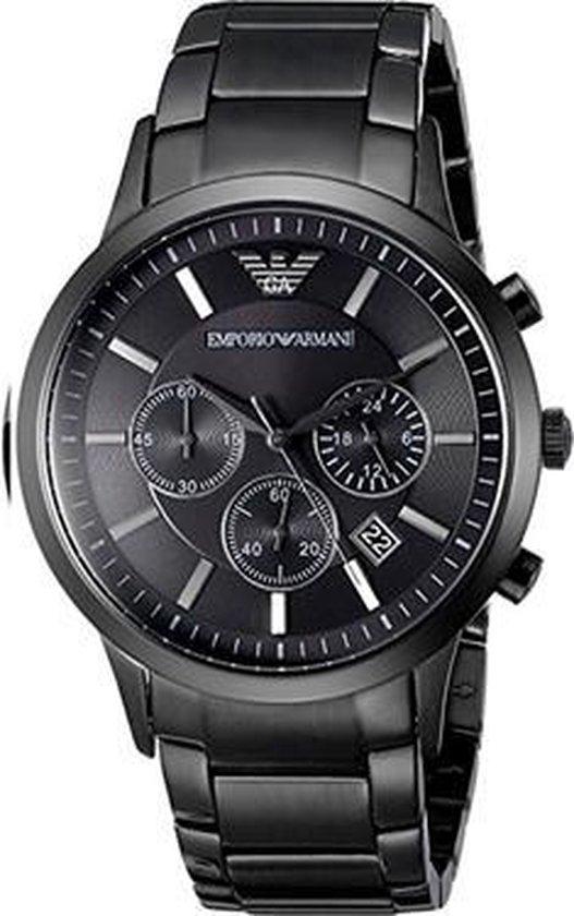 Emporio Armani AR1451 Horloge - Keramiek - Emporio Armani