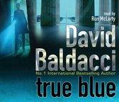 Omslag True Blue