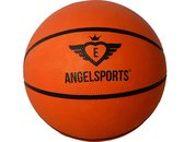 Angel Sports Basketbal Maat 7 - Oranje