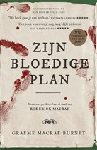 Boek cover Zijn bloedige plan van Graeme Macrae Burnet (Onbekend)