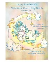 Lacy Sunshine's Stitched Coloring Book Volume 14