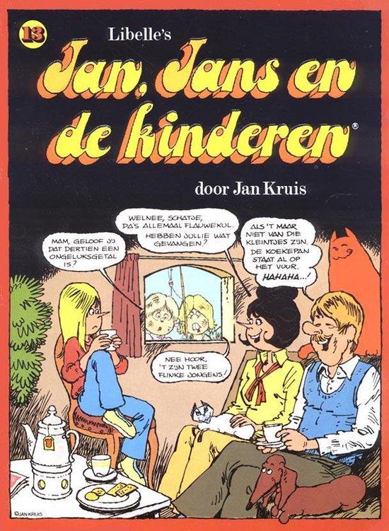 Jan Jans & Kinderen 13 - Jan Kruis |
