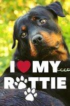 I Love My Rottie