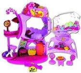 My Little Pony Ville 'Kauwgomballen' - Roze
