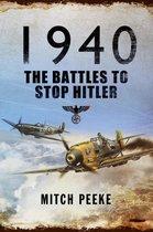 Boek cover 1940 van Mitch Peeke