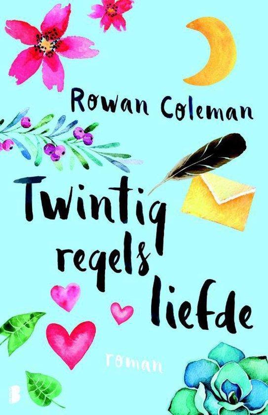 Twintig regels liefde - Rowan Coleman   Fthsonline.com