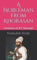 A Nobleman from Khorasan