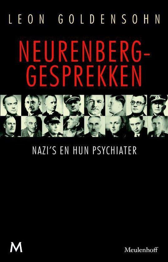Neurenberg-gesprekken / druk Heruitgave - Leon Goldensohn  
