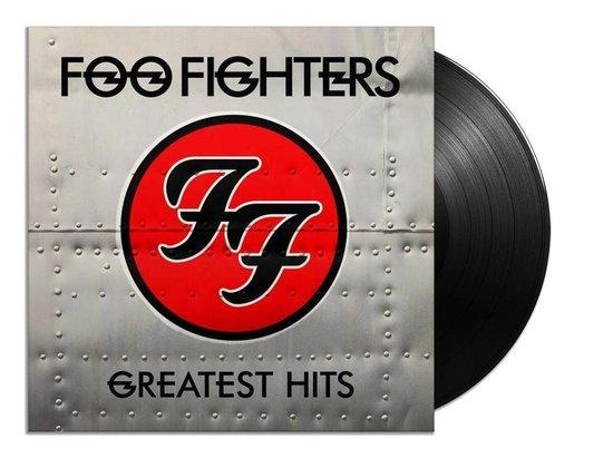 CD cover van Greatest Hits (LP) van Foo Fighters