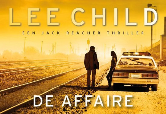 Omslag Jack Reacher 16 -   De affaire