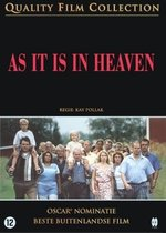 As It Is In Heaven (+bonusfilm)
