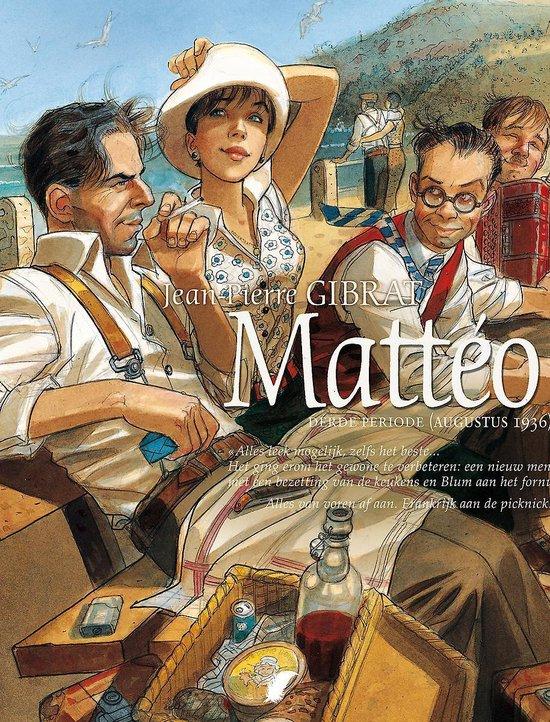 Matteo hc03. derde periode (augustus 1936) - JEAN-PIERRE. Gibrat, |