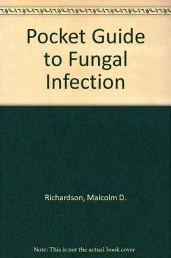 Boek cover Pocket Guide to Fungal Infection van Malcolm D. Richardson (Paperback)