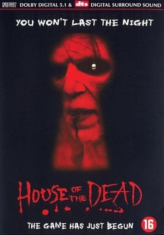 Cover van de film 'House Of The Dead'