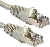 Lindy 30m CAT5e FTP Cable 30m Grijs netwerkkabel