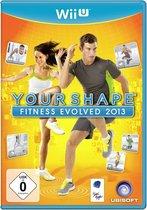 Ubisoft Your Shape Fitness Evolved 2013, Wii U
