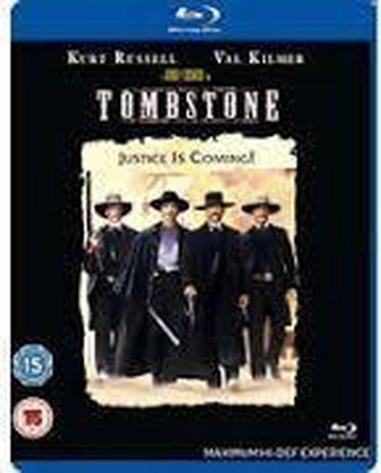 Cover van de film 'Tombstone'
