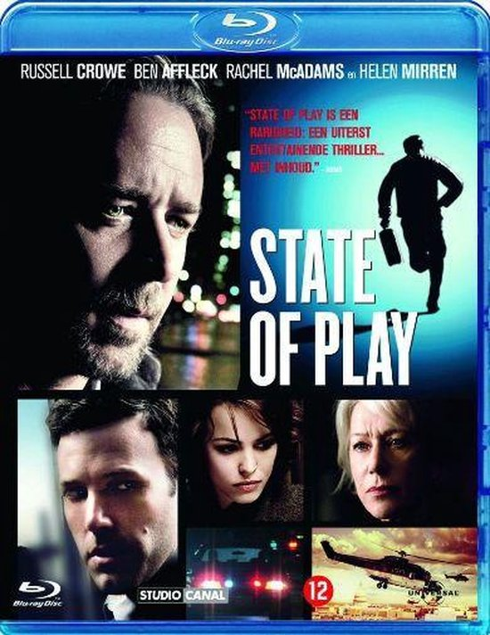 Cover van de film 'State Of Play'