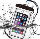 Stof en 100% waterproof hard-case voor je smartphone!  Tot 10 meter onderwater I Universeel voor Smartphones tot 5,5 inch