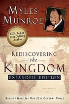 Boek cover Rediscovering the Kingdom van Myles Munroe