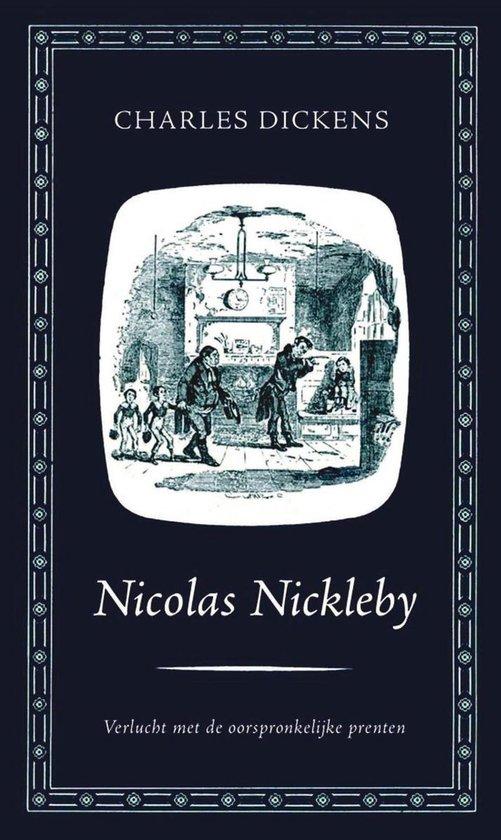 Nicolas Nickleby / deel 1 - Charles Dickens  