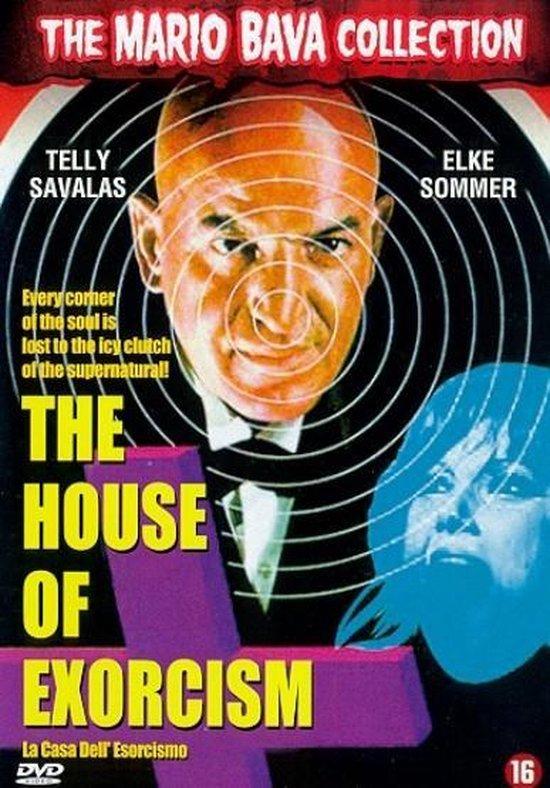 Cover van de film 'The House of Exorcism'