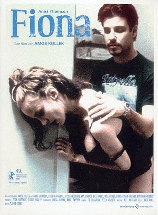 Cover van de film 'Fiona'