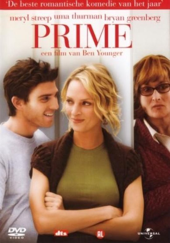 Cover van de film 'Prime'