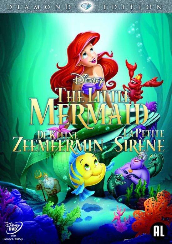 De Kleine Zeemeermin (Diamond Edition)
