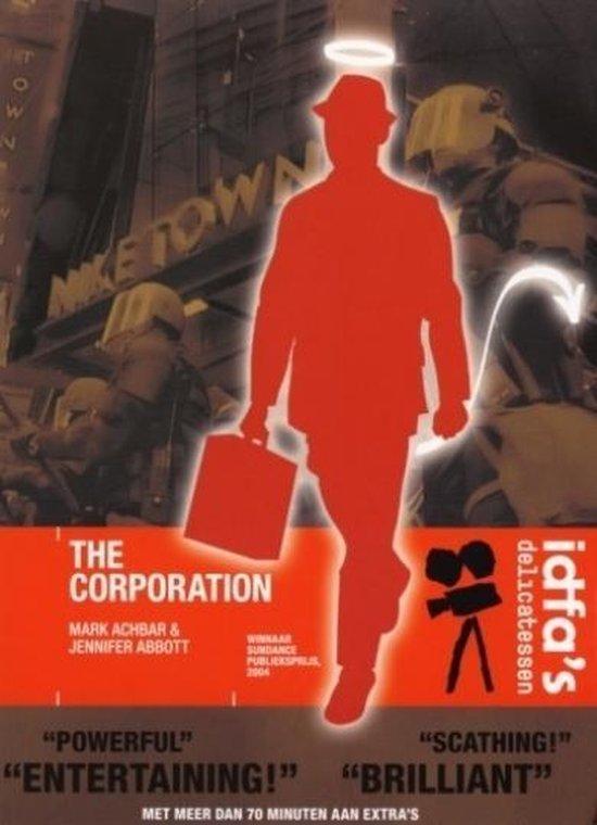 Cover van de film 'The Corporation'
