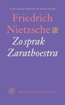 Boek cover Nietzsche-bibliotheek - Zo sprak Zarathoestra van Friedrich Nietzsche (Paperback)
