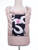 Power Draagzak Beige (1) | Gold Baby Carrier | Kwaliteit draagzakken voor een betaalbare prijs