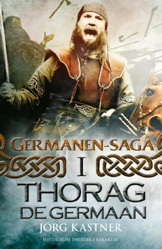 Thorag de Germaan - Jörg Kastner |