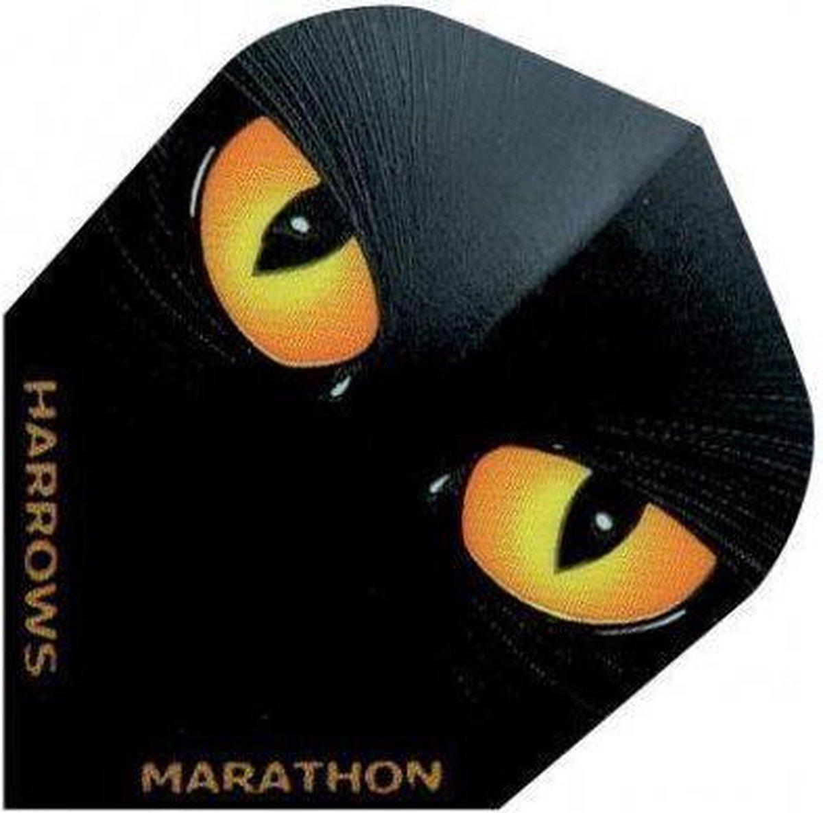 Harrows darts Flight 1556 marathon owl eyes 3 stuks