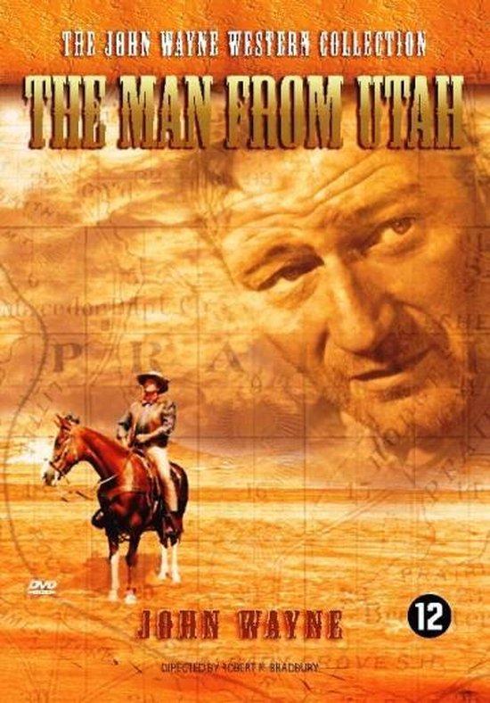 Cover van de film 'The Man From Utah'