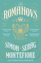 Boek cover The Romanovs van Simon Sebag Montefiore