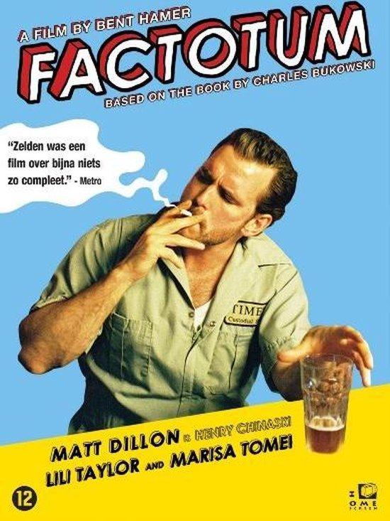 Cover van de film 'Factotum'