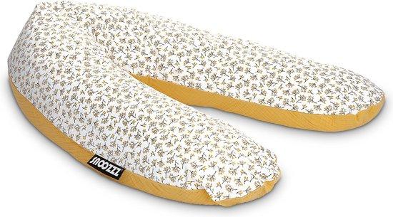Product: Snoozzz Voedingskussen - Zwangerschapskussen - 185 cm - Hosta, van het merk Snoozzz